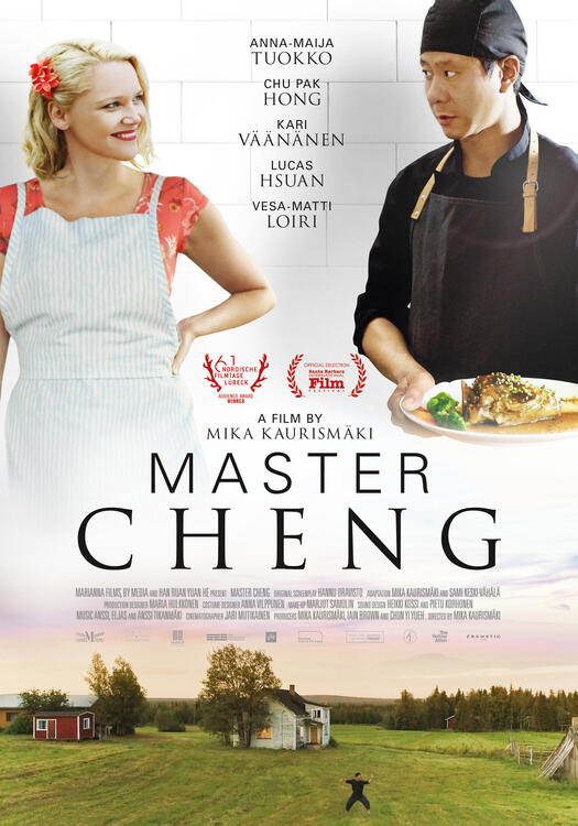 Cover Master Cheng